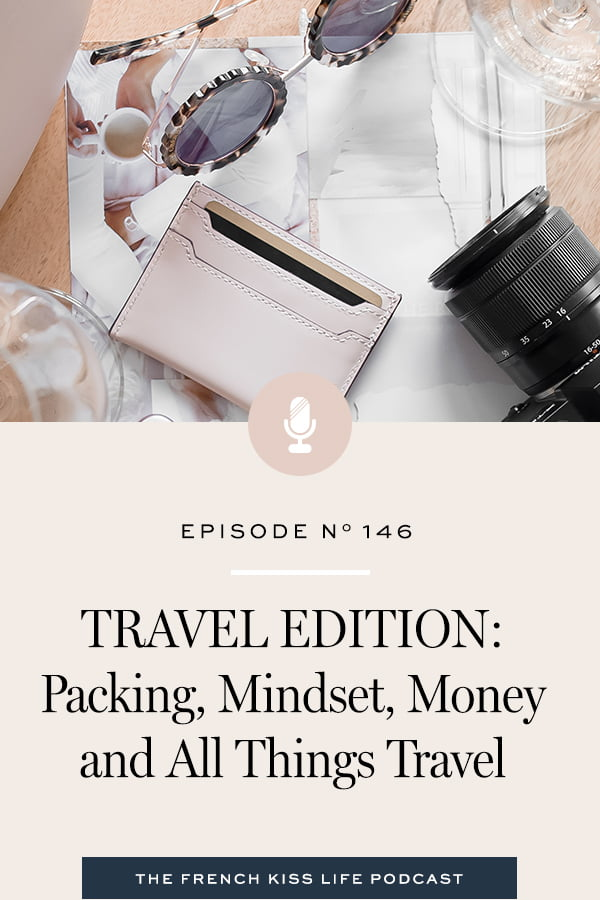 How to travel with ease, elegance, and grace.